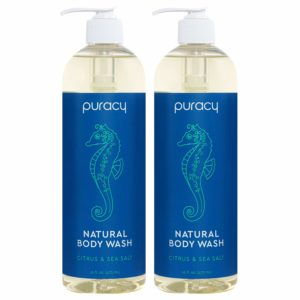 Natural Body Wash By Puracy