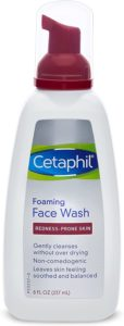 daily foaming face wash
