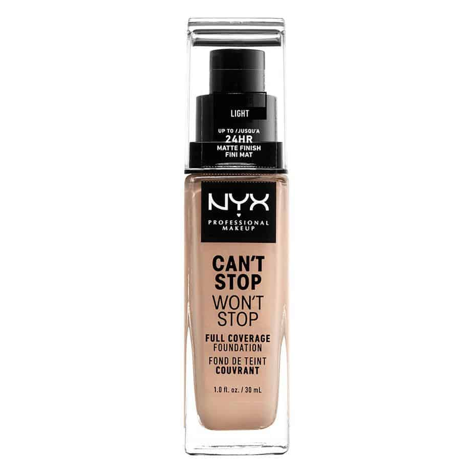 NYX PROFESSIONAL MAKEUP Foundation