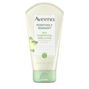 Aveeno Exfoliating Daily Facial Scrub
