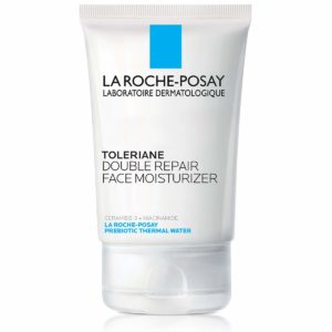 LA ROCHE-POSAY double repair face moisturizer - best overall cystic-acne treatment