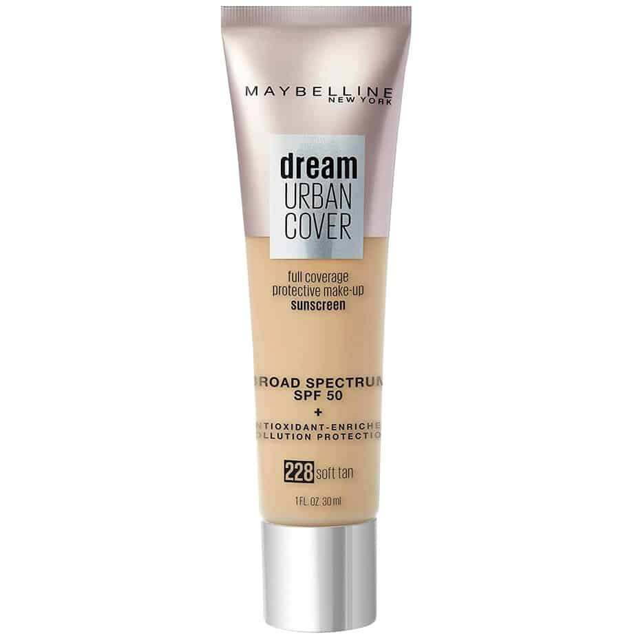 Maybelline dream urban cover foundation