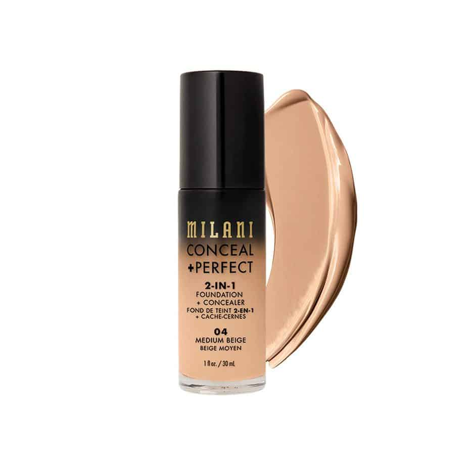 Milani Conceal 2 in 1 Foundation