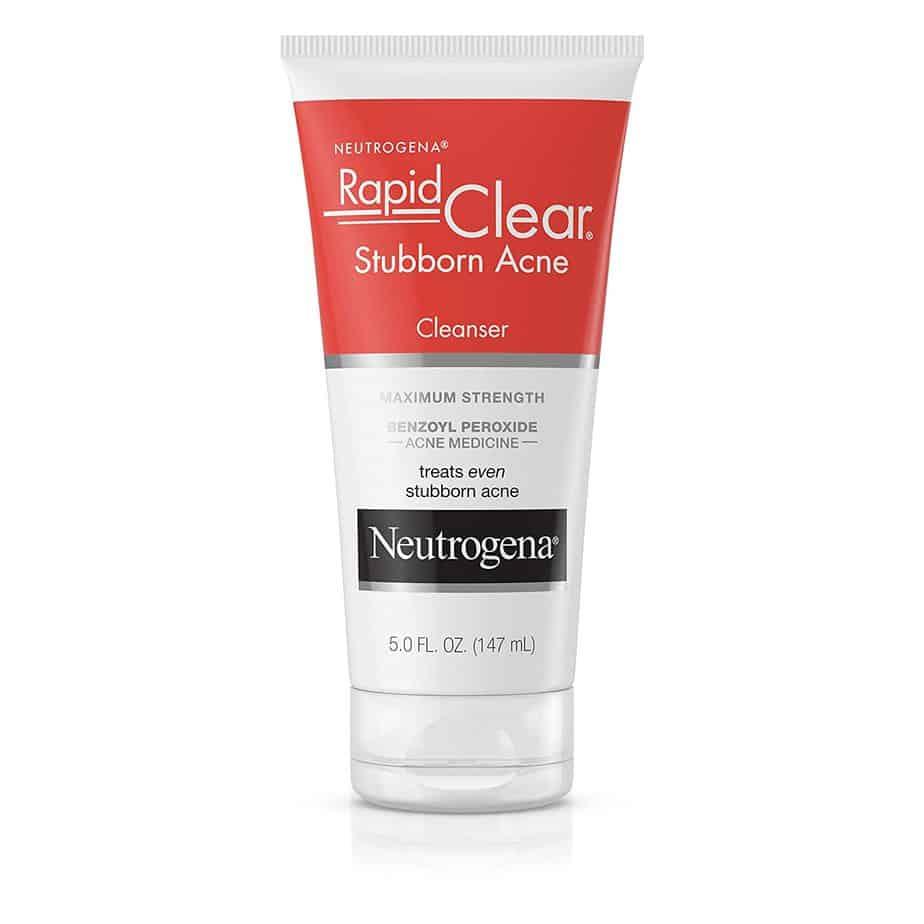 Neutrogena Rapid Clear Facewash
