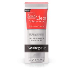 Neutrogena Rapid Clear Stubborn Acne Daily Leave-On Facemask