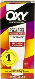 Oxy Maximum Action Spot Treatment