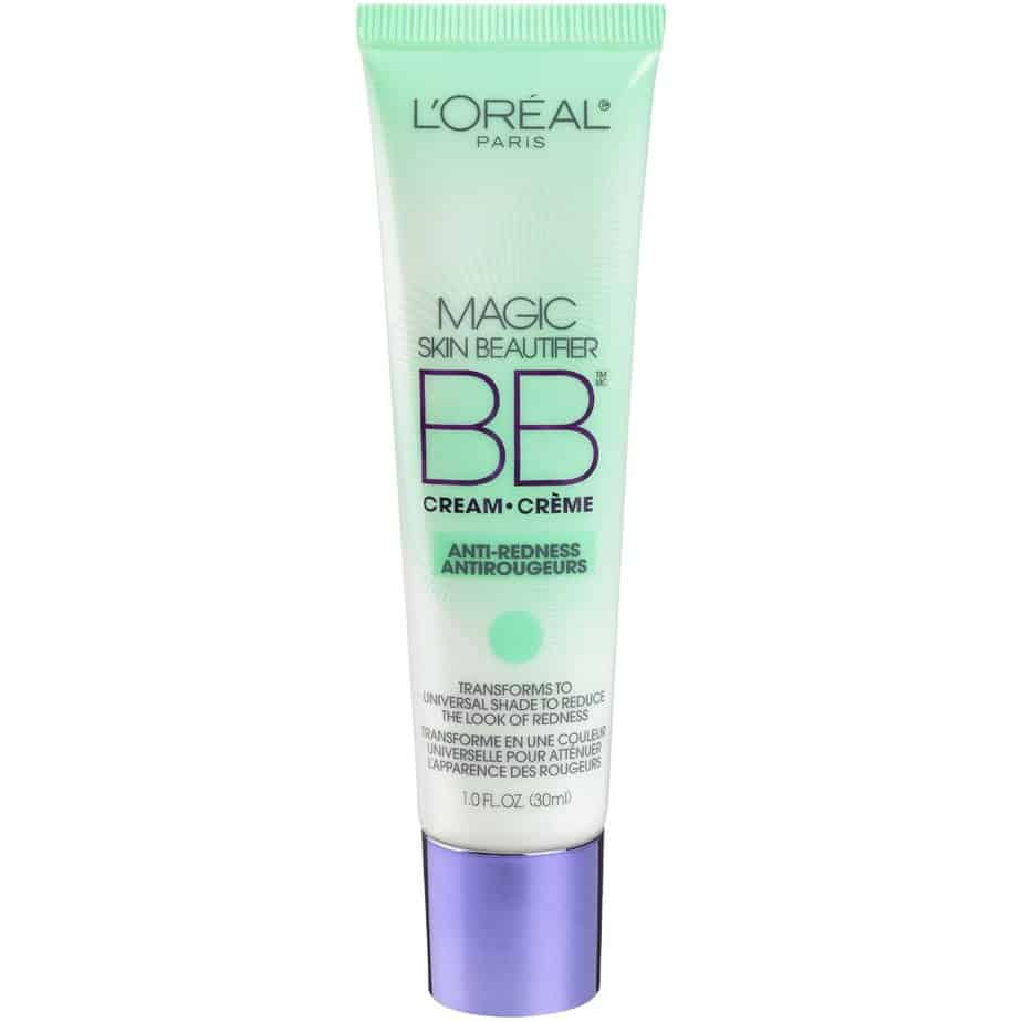 Anti-Redness Green Tinted Moisturizer from L'Oreal