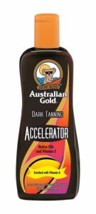 best outdoor tanning lotion to get dark fast