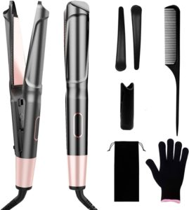 tourmaline curling iron