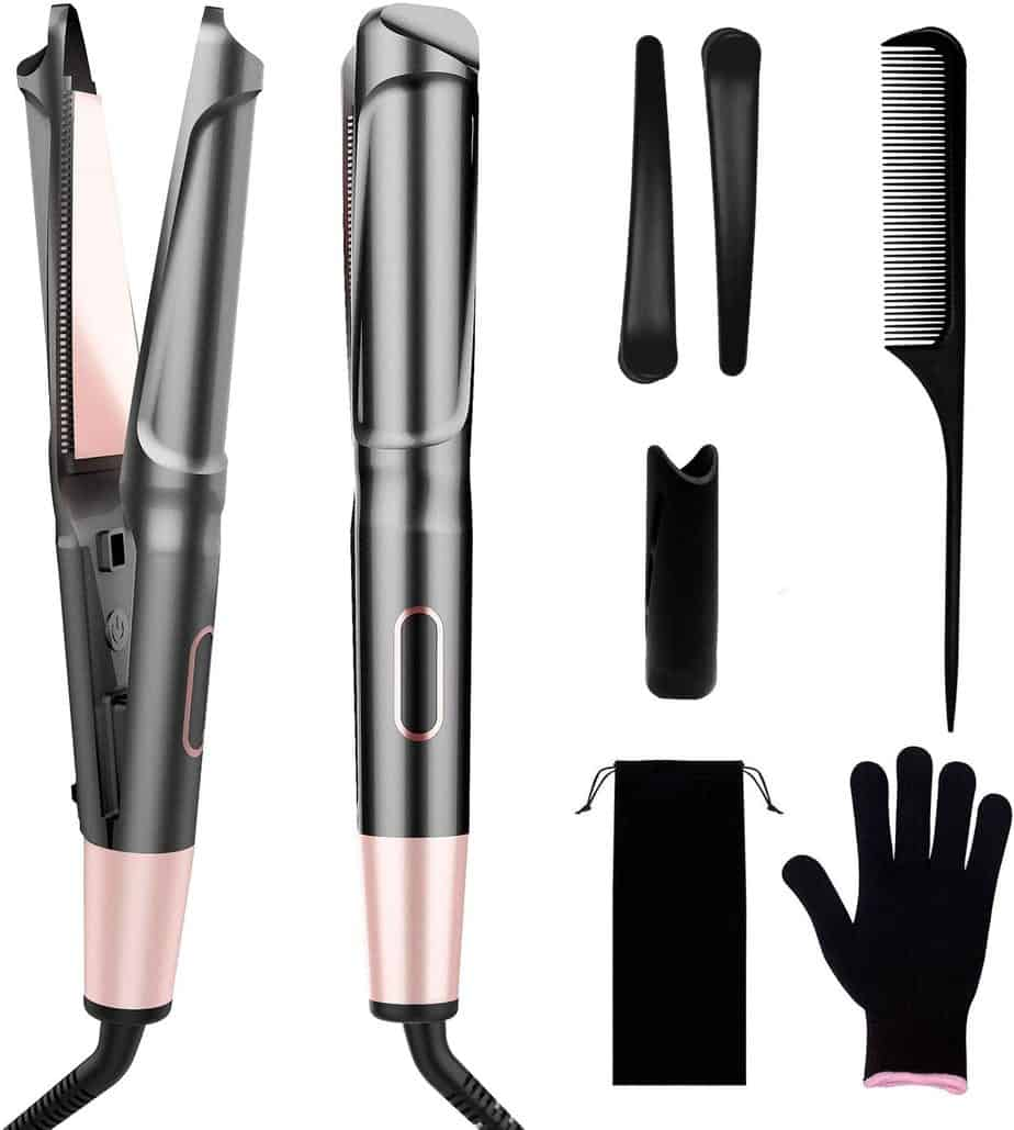 Coolkesi Tourmaline Curling Iron