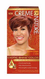 Crème of Nature Exotic Shine Colour
