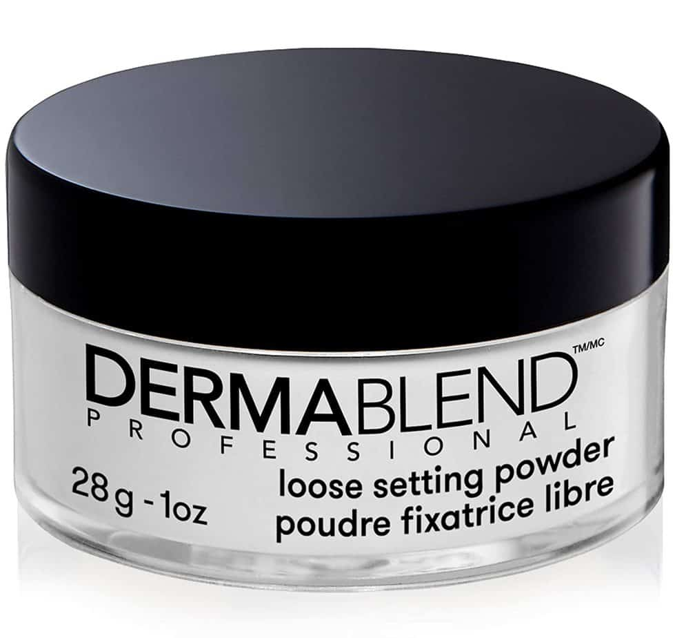 Dermablend face powder