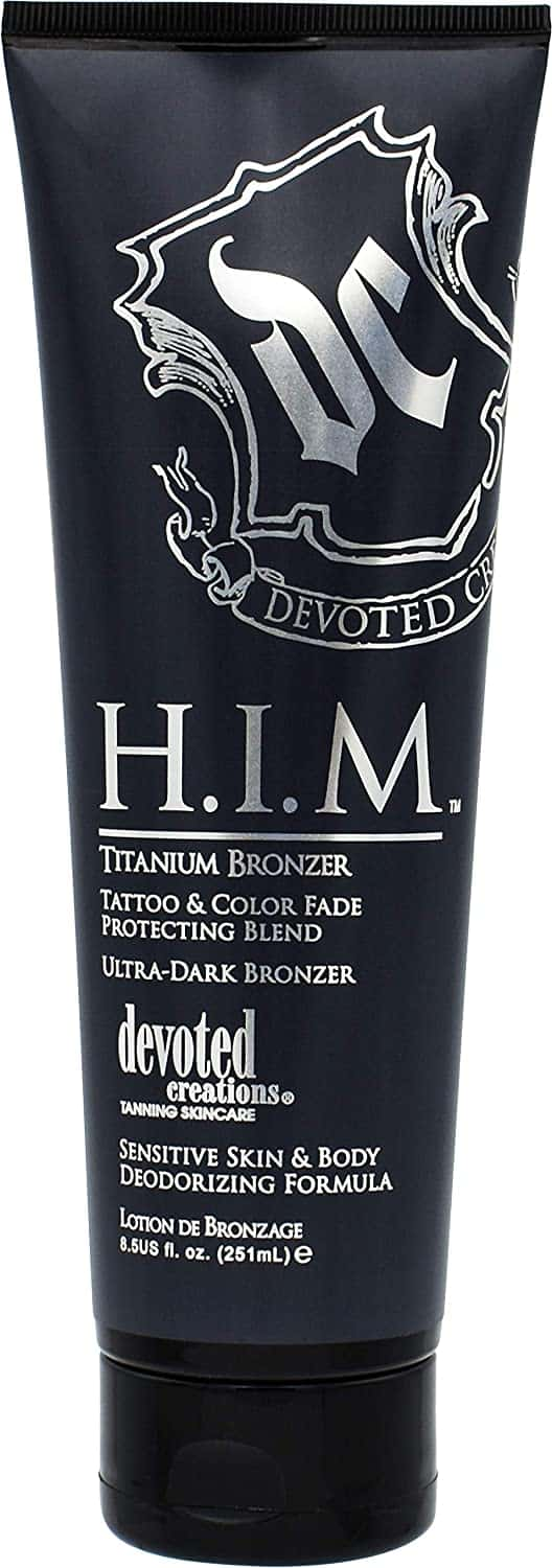 Devoted Creations – H.I.M. TITANIUM Bronzer