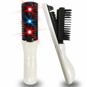 Electric Head AndScalp Massage Comb Brush