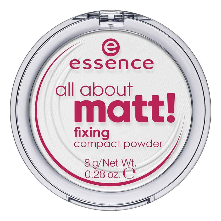 Essence All about matte! fixing powder