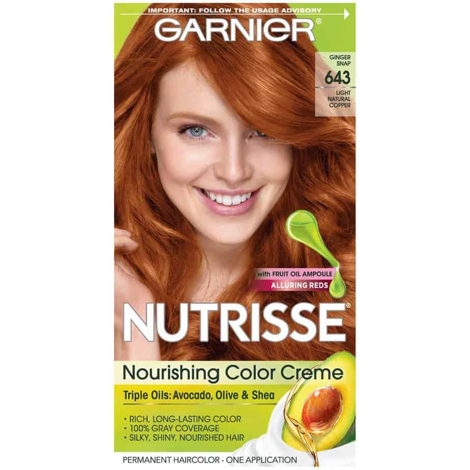Garnier Nutrisse Nourishing Colour Crème