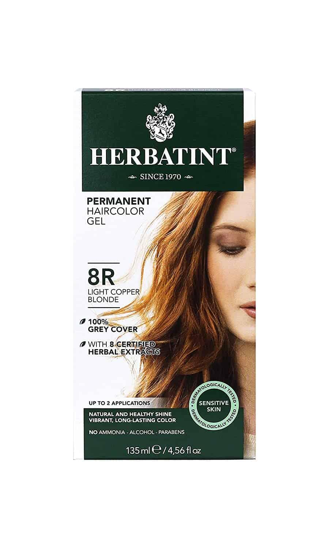 Herbatint Permanent Herbal Hair Colour Gel