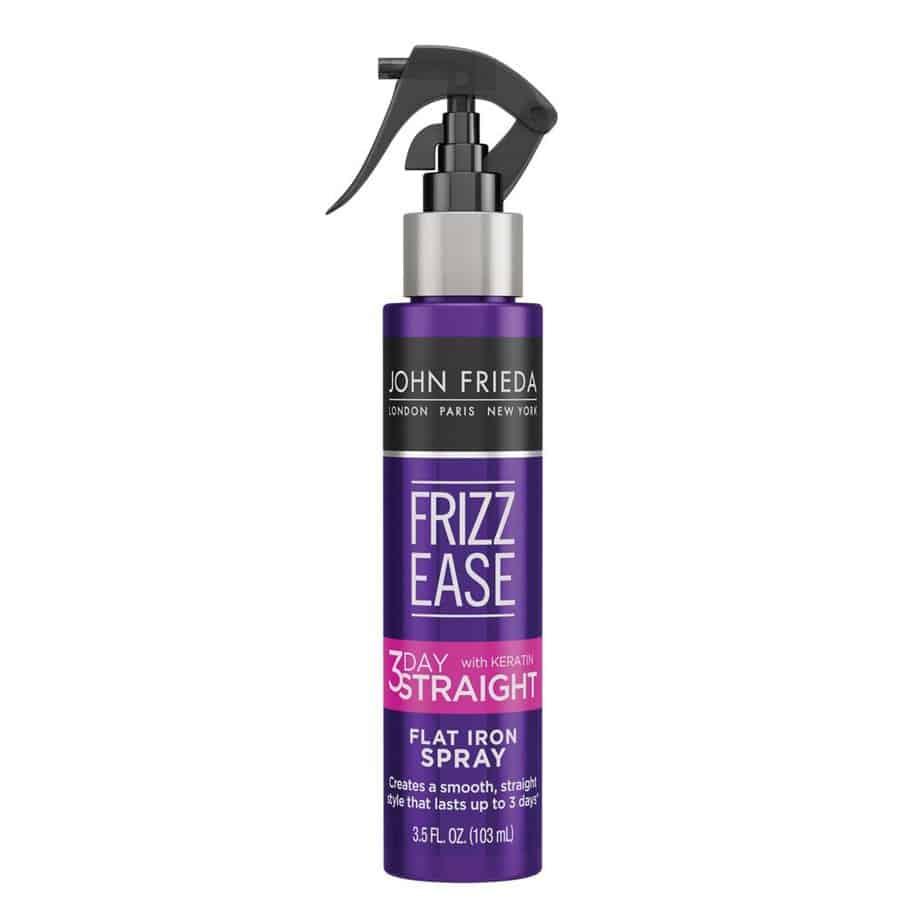 John Frieda Frizz Ease Heat-Activated Straightening Spray