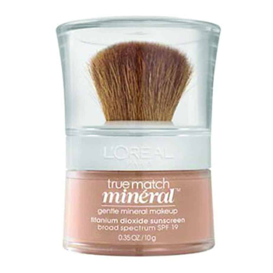 L'Oreal Paris true match powder foundation