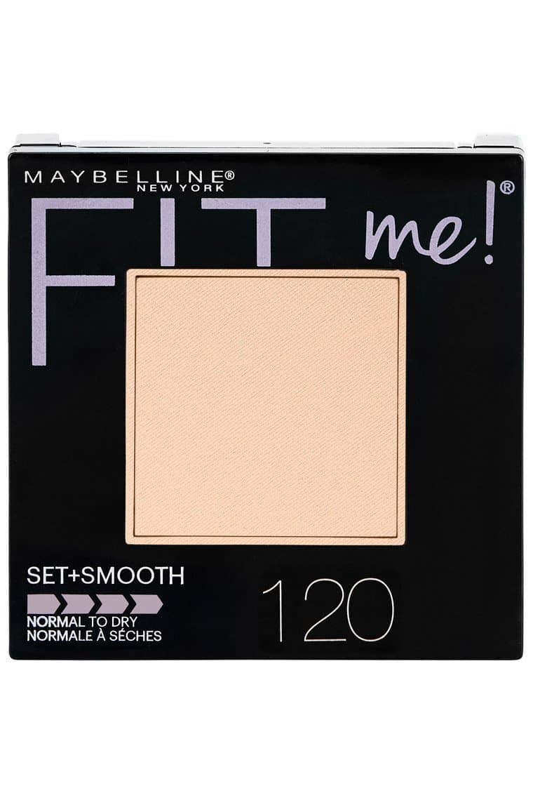 Maybelline New York Fit Me Set + Smooth Powder Makeup