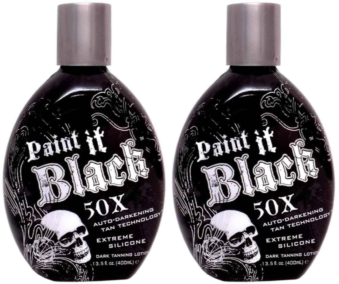 Millennium Paint It Black Indoor Tanning Lotions