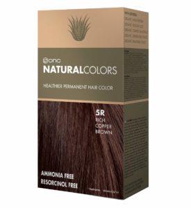 ONC Natural Colours Permanent Hair Colour