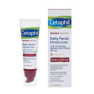 best green tinted moisturizer for rosacea
