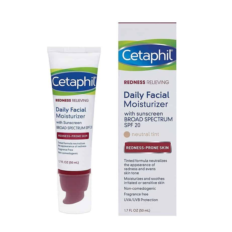 Redness Relieving Facial Moisturizer from Cetaphil
