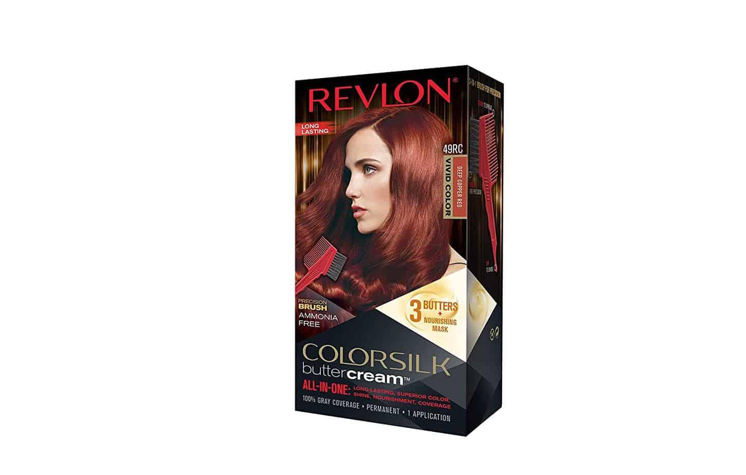 Revlon Coloursilk Buttercream Hair Dye