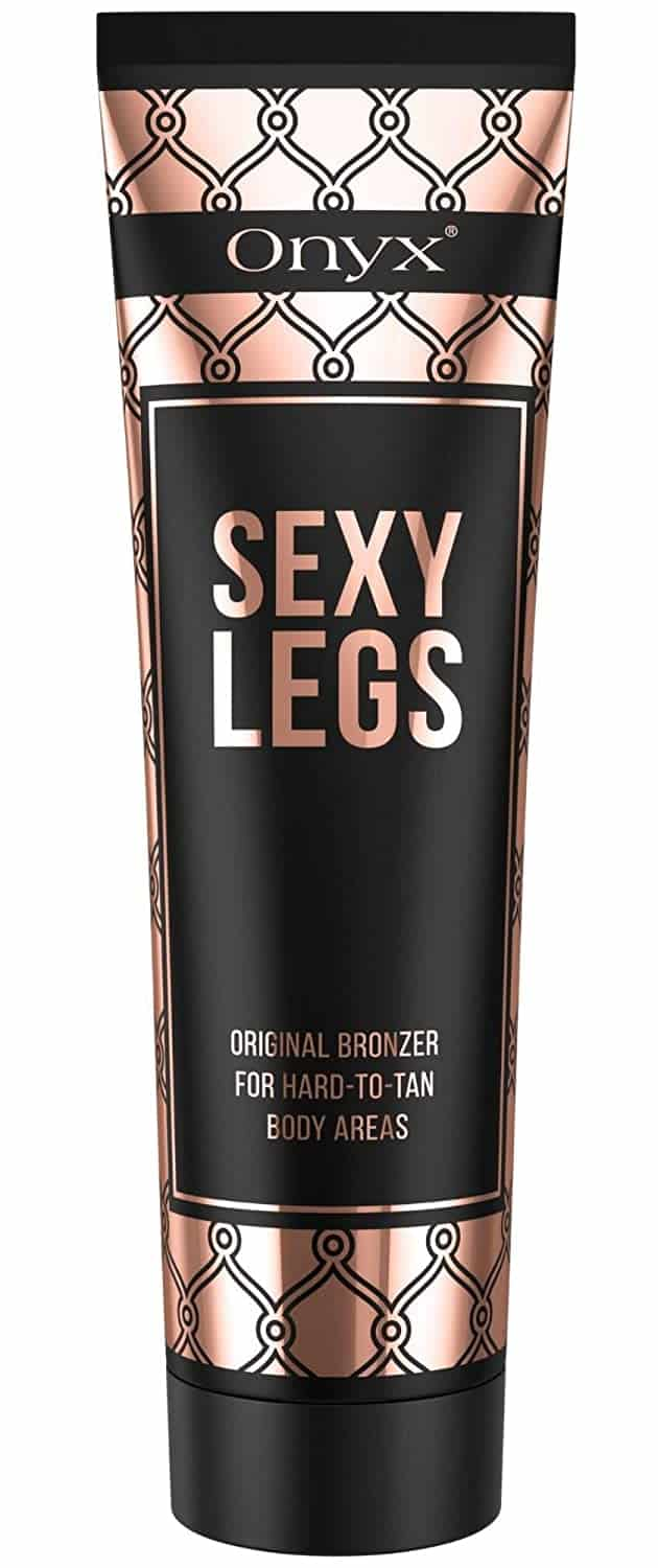 Sexy Legs Indoor Tanning Lotion for Legs from Onyx