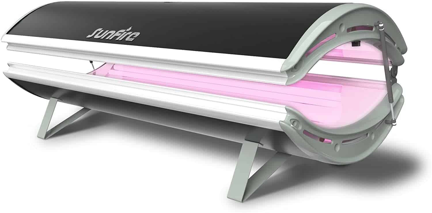 Solar Wave 16 Lamp Home Tanning bed