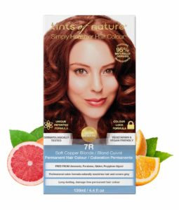 Tints of Nature Permanent Hair Dye