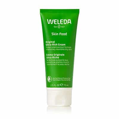 Weleda Skin Food Original Ultra-Rich Body Cream - Best night moisturizer for black skin