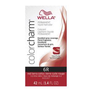 Wella Colour Charm Permanent Liquid Hair Colour