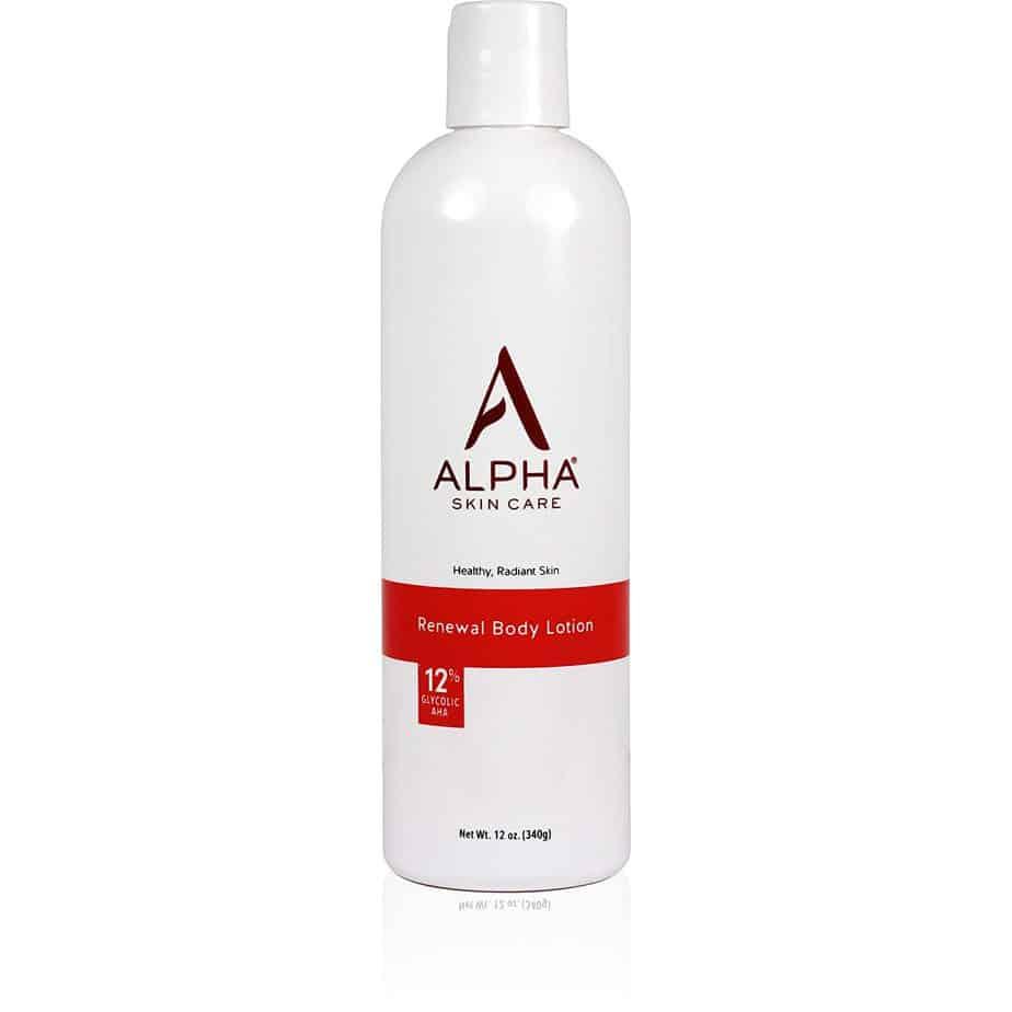 Alpha Skin Renewal Body Lotion