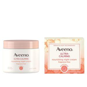 Aveeno Nourishing Night Cream