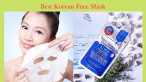 Best Korean Face Mask