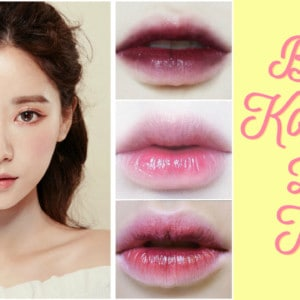 13 Best Korean Lip Tints