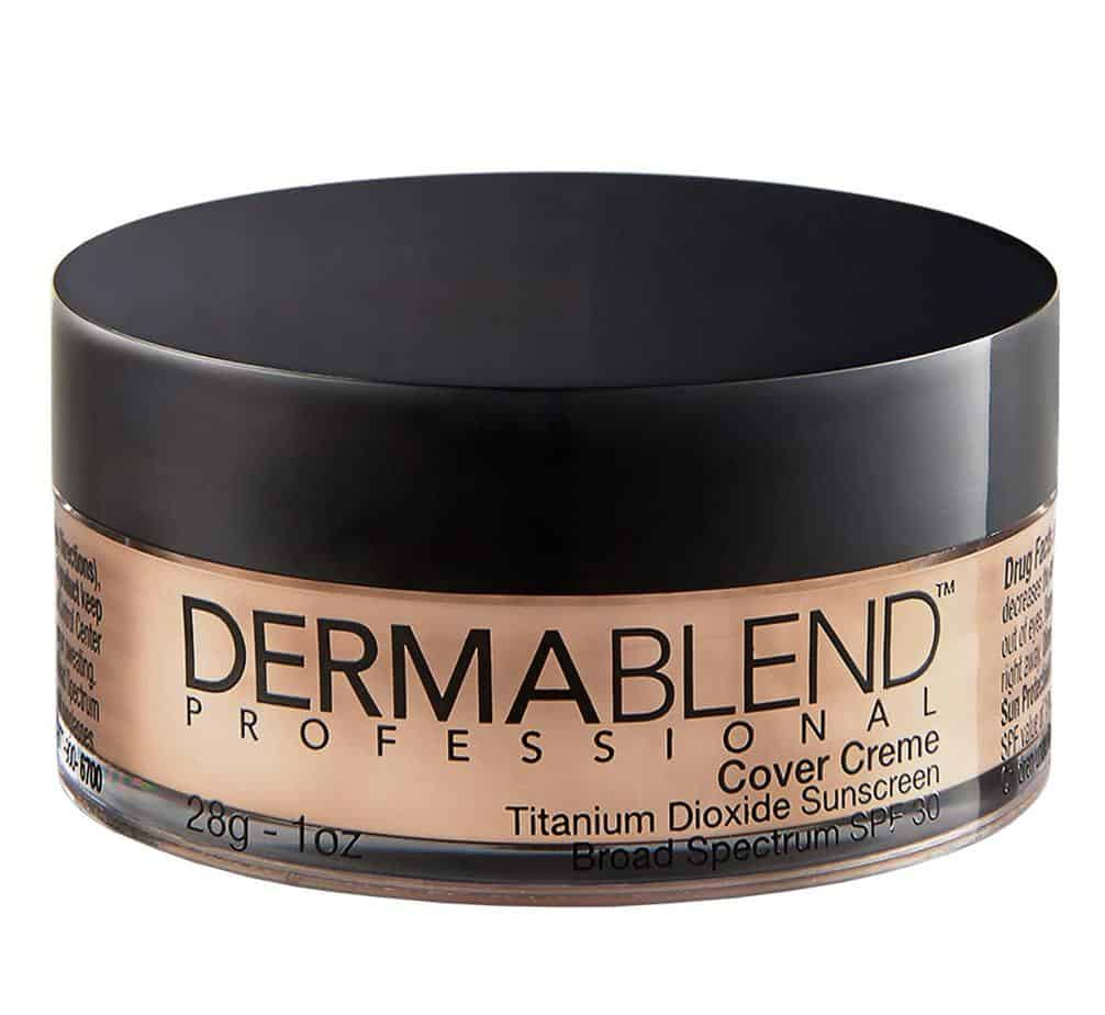 Dermablend cover crème foundation
