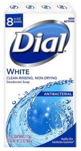 Dial Antibacterial Deodorant Soap - Best antibacterial body soap