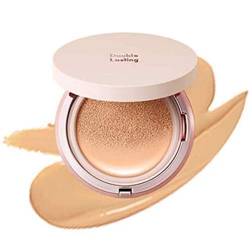 ETUDE HOUSE Double Lasting Cushion Glow1