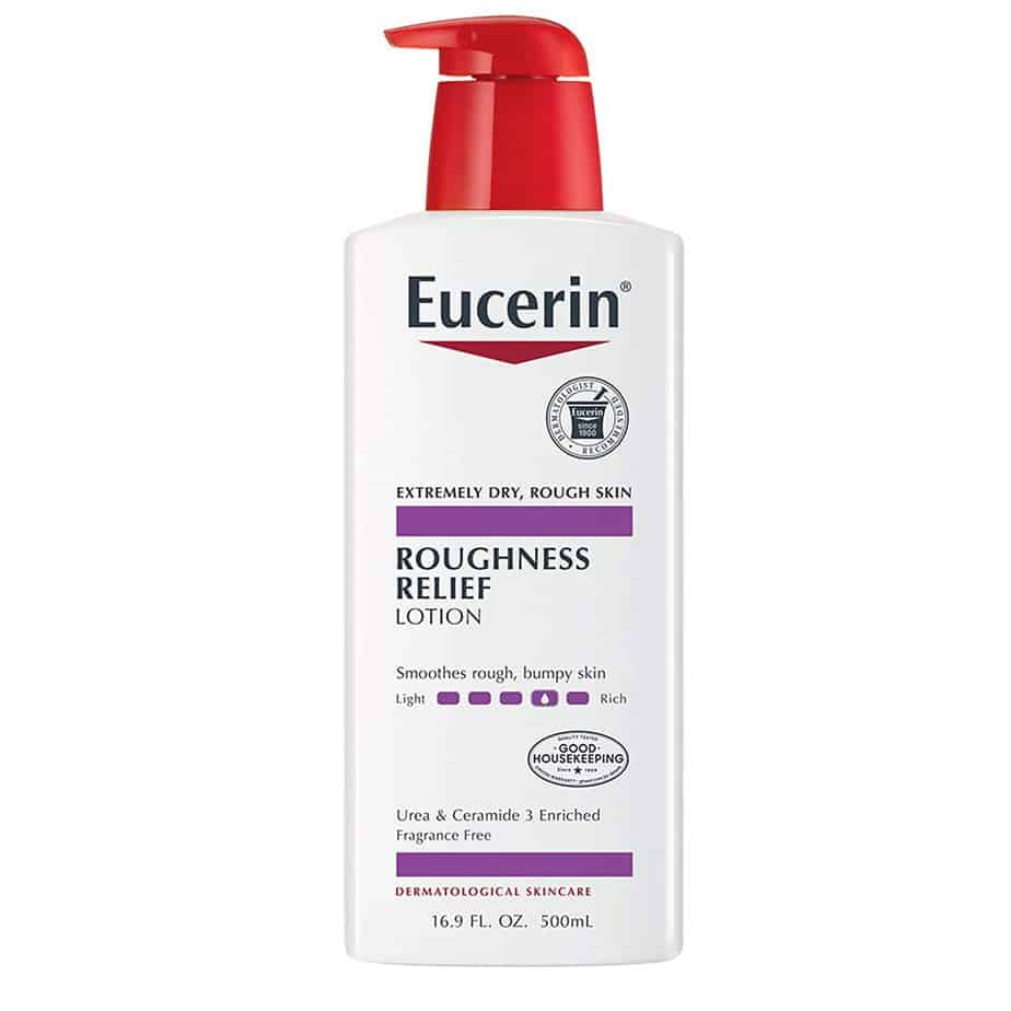 Eucerin Roughness Relief Full Body Lotion