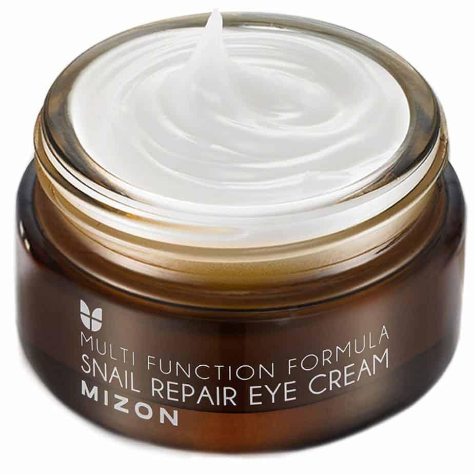 Eye cream moisturizer with 60% snail extract- Mizon