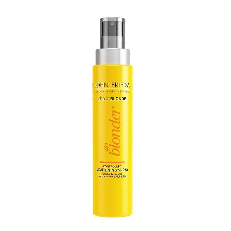 John Frieda 15545 Sheer Blonde Go Blonder Lightening Spray