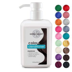 Kera Color Clenditioner Hair Dye