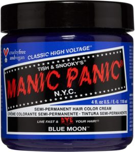 Manic Panic Blue Moon Hair Dye