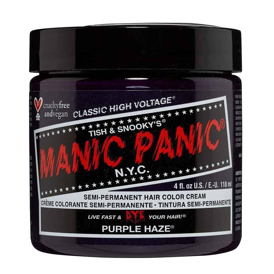 Manic Panic Silver Stiletto