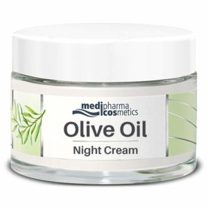 Medipharma Night Care Cream with Olive Oil