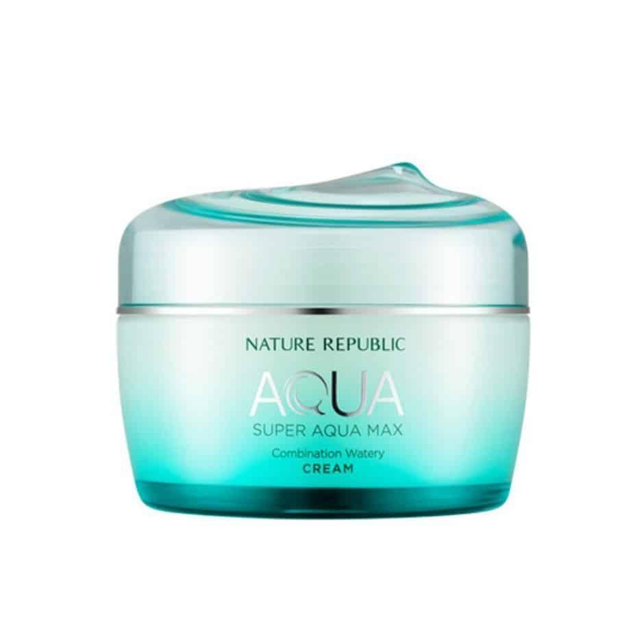 Natural republic super aqua max combination watery cream