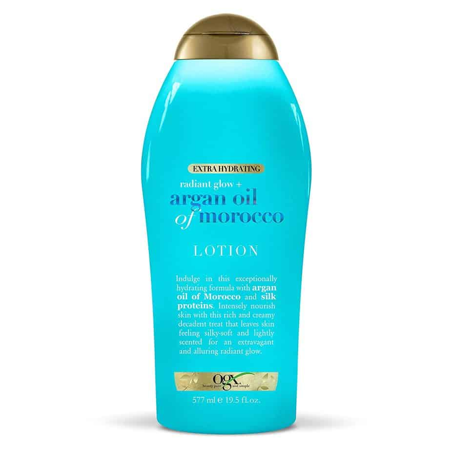 OGX Radiant Glow Hydrating Lotion